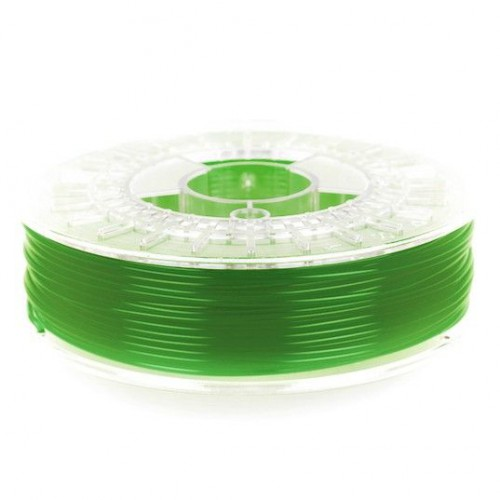 PLA пластик Colorfabb 1,75 для 3D принтера green transparent 0,75 кг