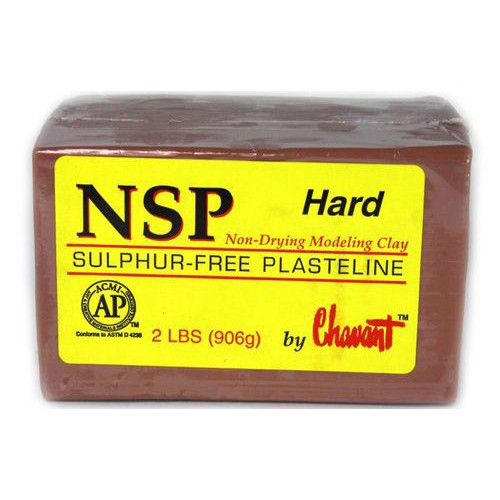 Chavant Clay NSP Hard
