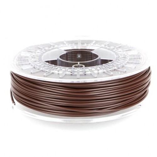 PLA пластик Colorfabb 1,75 для 3D принтера chocolate brown 0,75 кг