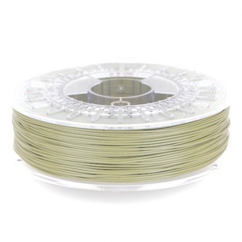 PLA пластик Colorfabb 1,75 для 3D принтера greenish beige 0,75 кг