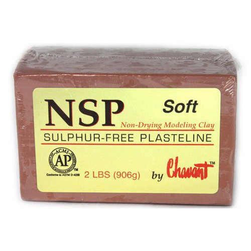 Chavant Clay NSP Soft