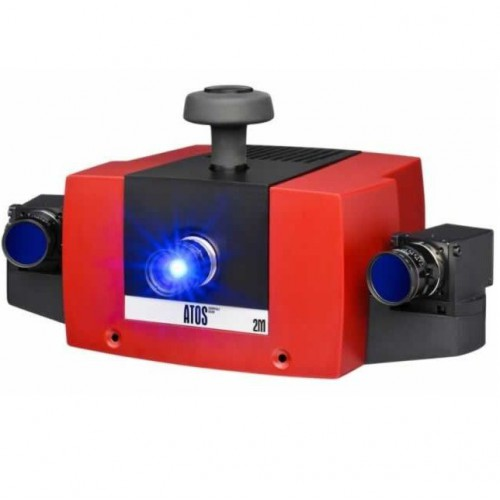 3D сканер GOM ATOS Compact Scan 2M